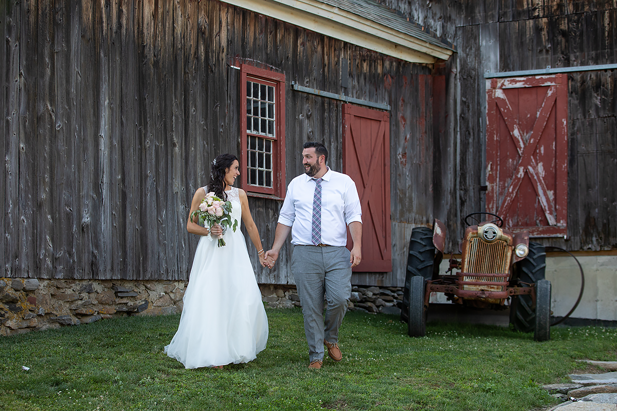 Bliss Farm Wedding