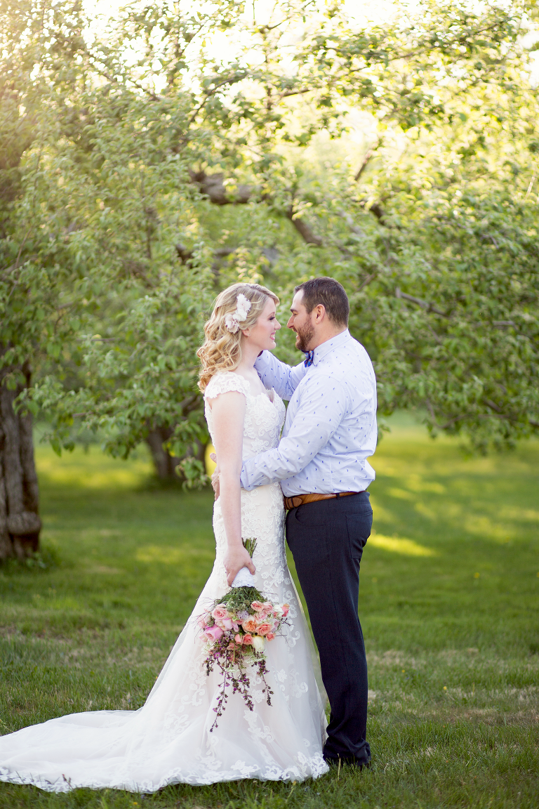 Lost Acres Granby CT Intimate Wedding